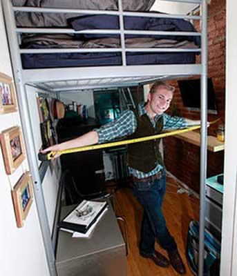 CCTV New York Et La Politique Des Micro Appartements