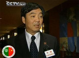 نائب وزير الخارجية الصيني ونائب الأمين العام لجامعة الدول العربية يقومان بتقييم منتدى التعاون الصيني العربي