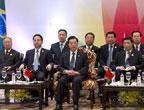 قادة دول البريكس يتعهدون بتعزيز التعاون