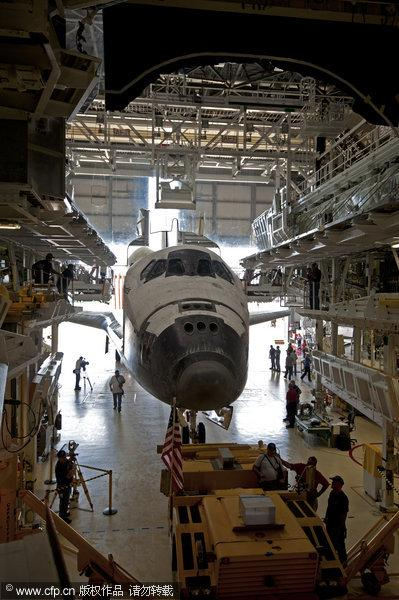 future space shuttle in orbit - photo #42