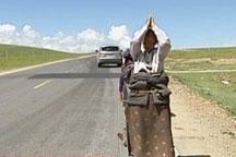 Buddhists make epic journey to spiritual home
