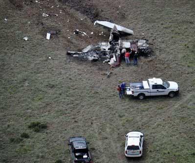 ONE more body has been found in the burned out cabin of a military aircraft that crashed in southeastern Romania Monday evening. The discovery increases the death toll to 11 victims.