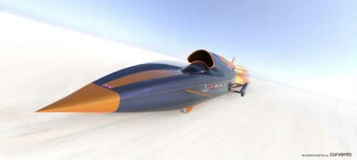 Three years in the planning, and finally the design of the first 1,000 mile per hour car, has been unveiled in Britain.