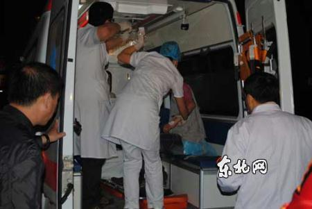 Yichun city's, medical department, launched an emergency response immediately after the plane crashed on Tuesday evening. All medical staff are taking part in the rescue effort.
