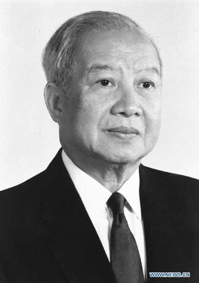 Norodom Sihanouk video