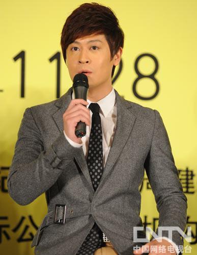 张鹏  (饰演 韩寒) 曾担任福建电视台经济生活频道主持人《热线777》