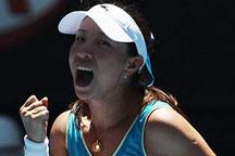 China´s Zheng Jie makes history by advancing to semis
