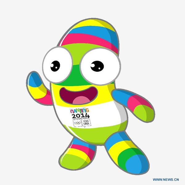 2014 Summer Youth Olympics mascot unveiled CCTV News  CNTV English