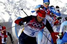 Legkov leads Russian sweep in skiing