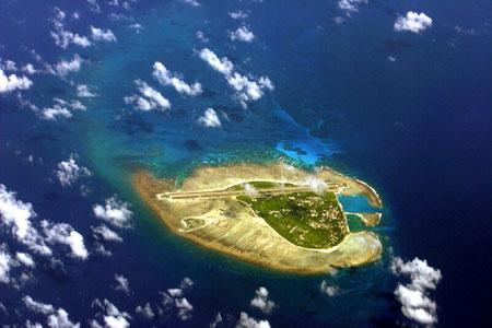Xisha Islands