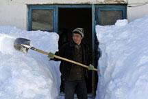 New cold front hits Xinjiang