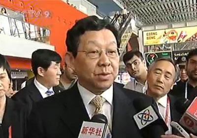 CommerceMinisterChenDeminghastouredthe107thChinaImportandExportFair,orCantonFair,inthecapitalofsouthernGuangdongprovince.(CCTV.com)