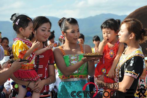 3月23日《乡村大世界》走进云南普洱图片