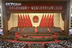 Проект поправок к Закону КНР о выборах