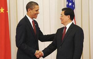 Ху Цзиньтао: мы с Обамой провели откровенные, конструктивные и плодотворные переговоры