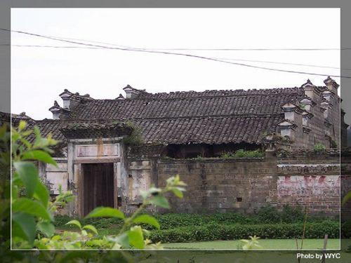 红色旅游经典景区之福建省龙岩市红色旅游系列景区