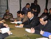 تطورات جهود الإغاثة من الزلزال: نائب رئيس مجلس الدولة يحدد جدولا زمنيا لاعمال الاغاثة