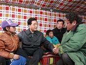 تقرير إخبارى : الرئيس الصيني يتعهد ببذل جهود شاملة لإعادة البناء ، فيما تستمر أعمال الإغاثة المنسقة