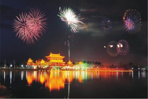 江西吉安县天祥公园 - zong440709山泉清韵 - zong440709的博客