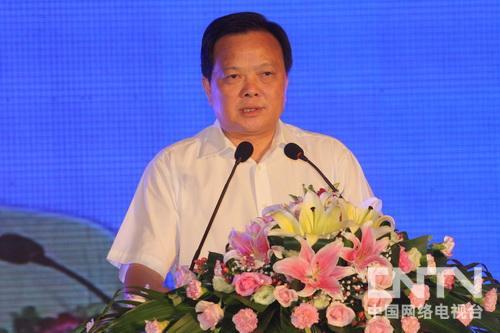 长沙市委常委、副市长张迎龙致辞