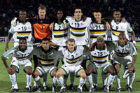 南非足球队介绍