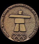 <br><br><br><br><br><br><br><br><center>温哥华冬奥会金牌</center>