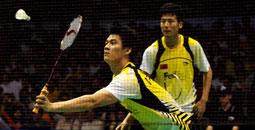[视频]苏迪曼杯 男子双打小组赛 中国vs印尼