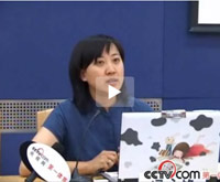 孙珊:保护区是大学生发挥专长难得的平台