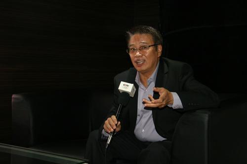 主演吴孟达接受央视网《明星来了》独家专访