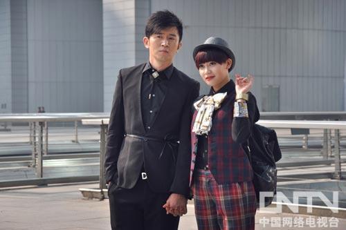 刘圆媛与郭家铭