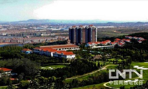 南山景区二期工程,东海108洞国际高尔夫球场,龙鼎广场,糖酒大厦,博商