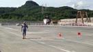 BMW 3行动柳州站外场试驾漂移、甩尾