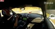 Porsche Cayman GT4 Nordschleife Supertest