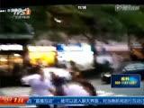 实拍深圳龙岗区:十余名男子街头打斗