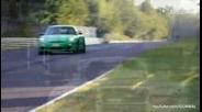 Sportec保时捷997 GT3 RS赛道狂奔