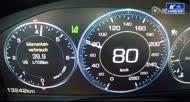 2015款凯迪拉克Escalade ESV 0-100 km/h加速