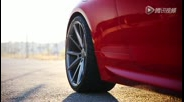 BMW 640i 改Vossen VFS-1轮毂效果