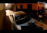 碟中谍5 毁车镜头(BMW M3道具车)