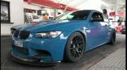 2x BMW M3 E92