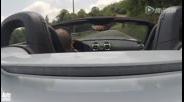 试驾2015保时捷Porsche Boxster Spyder