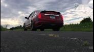 [海外试驾]649马力 全新款凯迪拉克CTS