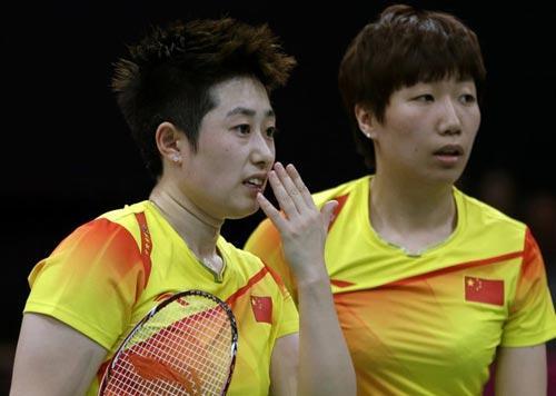 [体坛春晚]羽毛球女双:《奥运会没有眼泪》
