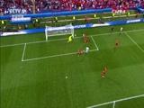 2016年06月22日 [欧洲杯]土耳其边路传中 伊尔马兹冷静推射先拔头筹