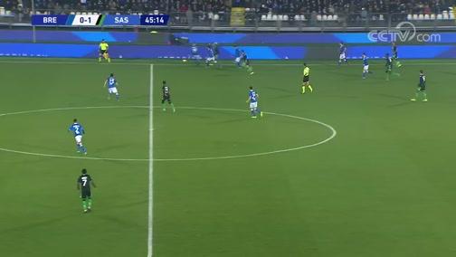 [意甲]第7轮:布雷西亚VS萨索洛 完整赛事