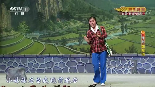 《CCTV空中剧院》 20191230 豫剧《朝阳沟》 2/2