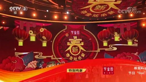 《黄金100秒》 20200128 新春夺金欢乐聚