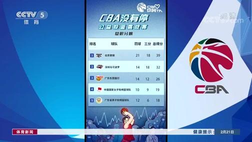 [CBA]CBA公益投篮挑战赛结束 北京首钢满分夺冠