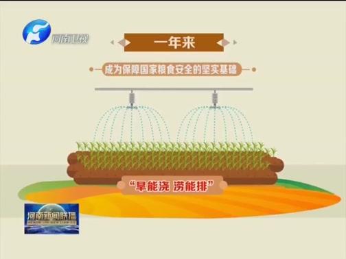 [河南新闻联播]河南:粮食安全重任越扛越稳