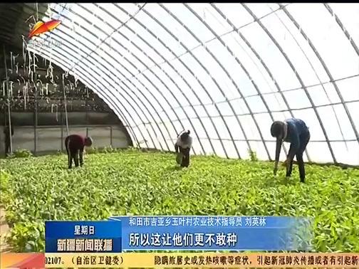 """[新疆新闻联播]易地扶贫搬迁让玉叶村村民沙海""""淘金"""""""