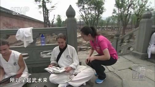 [远方的家]世界遗产在中国 刚柔并济的武当功夫